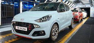 Täysin uusi Hyundai i10 N Line saapuu